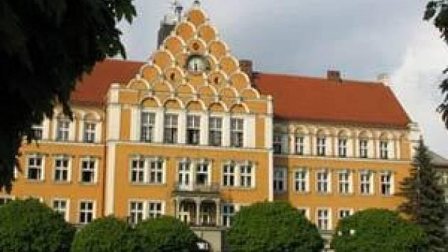 Radnice v Českém Těšíně