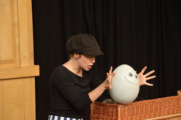 31. ledna uvede DLO pohádku Jak šlo vejce na vandr.