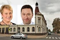 Převrat na radnici v Mar. Horách. Po Lianě Janáčkové přišel o funkci i starosta Patrik Hujdus.