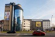 Hotel Palace v Ostravě, listopad 2018. Ilustrační foto.