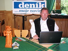 Zdeněk Baszczyňski, sládek nošovického pivovaru, odpovídal on-line na dotazy čtenářů Deníku.