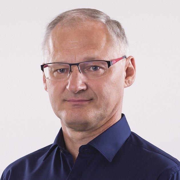 Tomáš Výtisk, starosta obvodu Krásné Pole