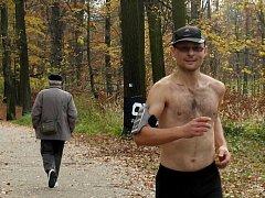 Ultramaratonec Stanislav Kováček.