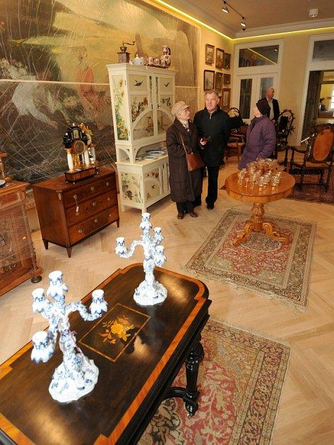 Unikátní empírová památka - Rothschildův zámeček ve Vítkovicích