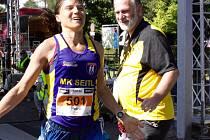 Petra Pastorová zaznamenala vítězstvím na 50 km i traťový rekord a zaběhla nominaci na světové mistrovství.