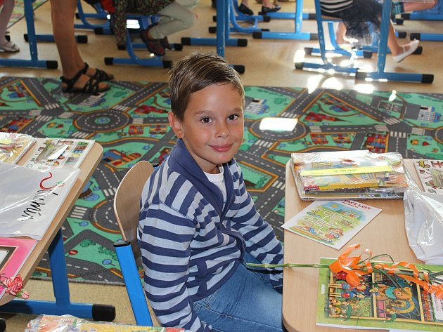 Filip Daniš, 7 let, Bohumín, ZŠ Bohumín