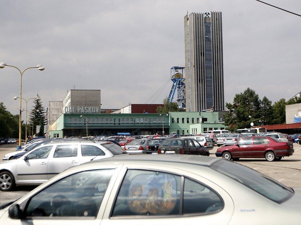 Důl Paskov. Ilustrační foto.
