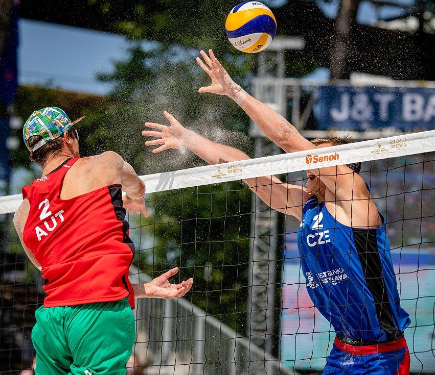 J&T Banka Ostrava Beach Open, 5. června 2021 v Ostravě.