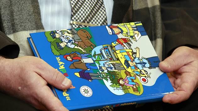 Knihu Policejní pohádky vydala Moravskoslezská policie. Ilustrační foto.