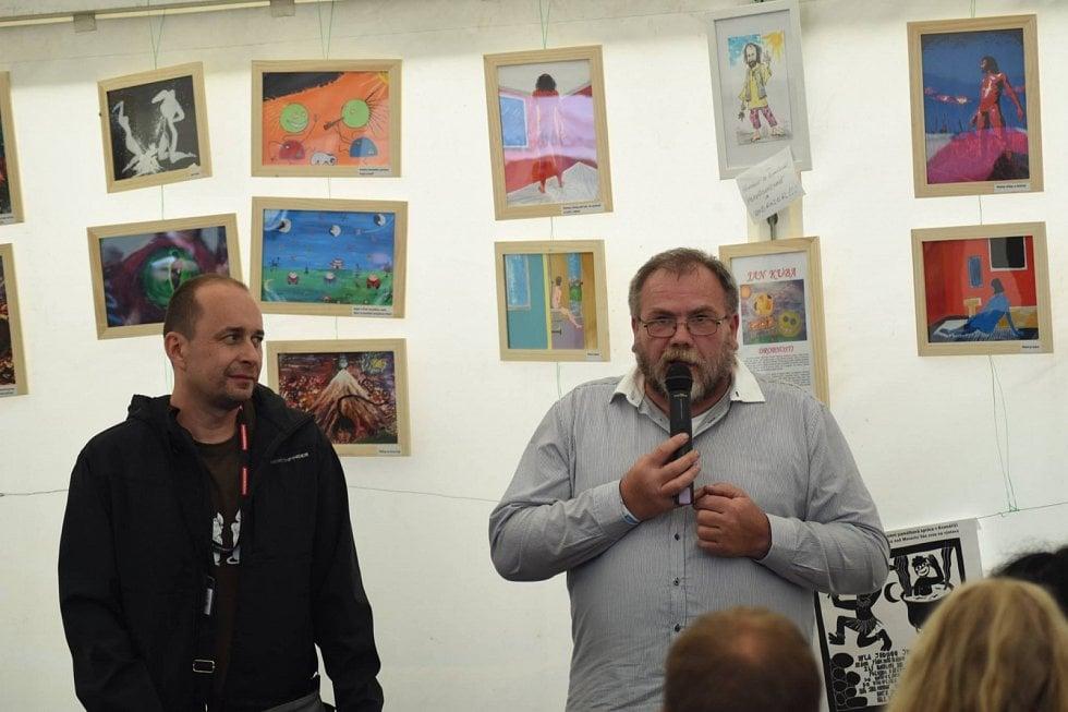 S farářem Josefem Suchárem
