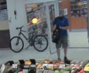 Cyklista vOstravě měl onanovat před nezletilými dívkami. Pomůžete policii?