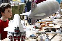 Jubilejní 10. ročník mezinárodní soutěže a výstavy papírových modelů Papír Show 2014.
