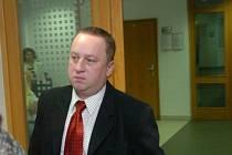 Michael Čaš na archivním snímku