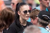 Veronika Hankocyová po své havárii podporovala přítele Michala Dokoupila.