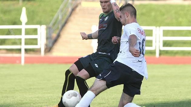 MFK Vyškov - FC Odra Petřkovice 3:1 (2:0)