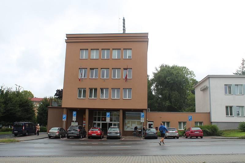 Městský úřad ve Vratimově.