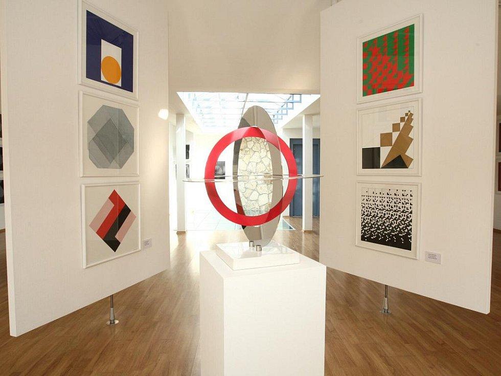 Exponáty v Muzeu Milana Dobeše jsou pozoruhodné.