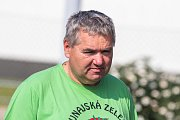 Imrich Majer prodává svou úrodu, kterou vypěstuje na jihozápadě Slovenska, i na farmářských trzích v Ostravě.