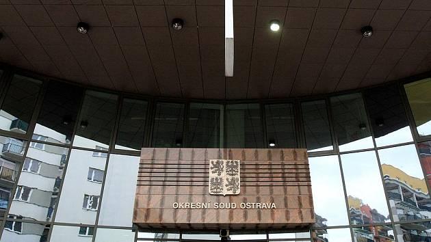 Okresní soud v Ostravě.