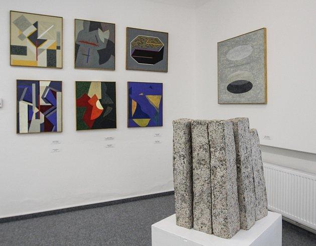 Galerie ZAZA vOstravě.