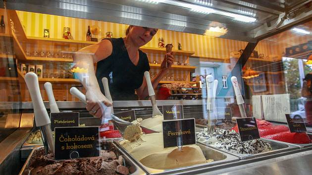 Foto k článku jaké jsou zmrzlinové hity letošního léta v Ostravě?