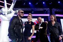 Hvězdná porota soutěže Hlas Česko Slovenska