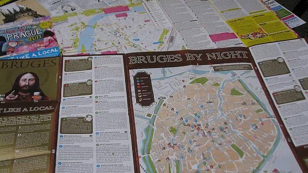 Ostravská kapesní mapa bude obsahovat tipy na levnou zábavu, ubytování a zajímavá místa.