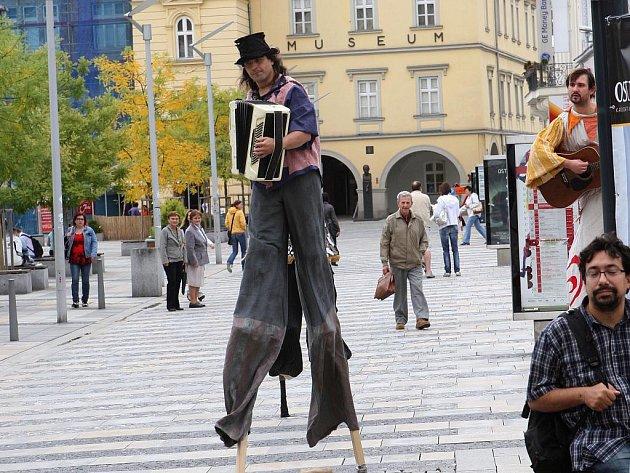 Už šestý ročník Divadelní pouti bez bariér se koná v tomto týdnu v Ostravě a pořádá ho zdejší Divadlo loutek.