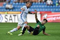 6. kolo HET ligy: FC Baník Ostrava - FK Jablonec  2:2 (0:1)