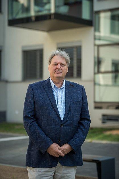 Známý ostravský soudní lékař a celorepubliková kapacita zoboru Igor Dvořáček.