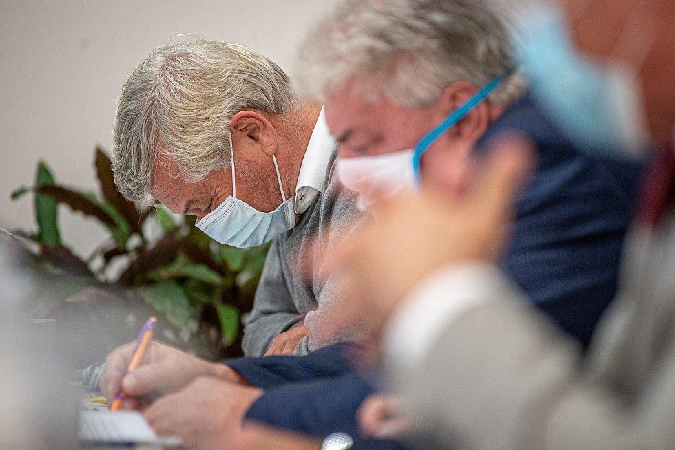 Debata Deníku, 25. září 2020 v Ostravě. Petr Kajnar (ČSSD).