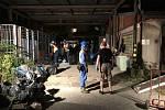 Policisté při razii zajistili drogové vybavení a další věci. Foto: Policie ČR
