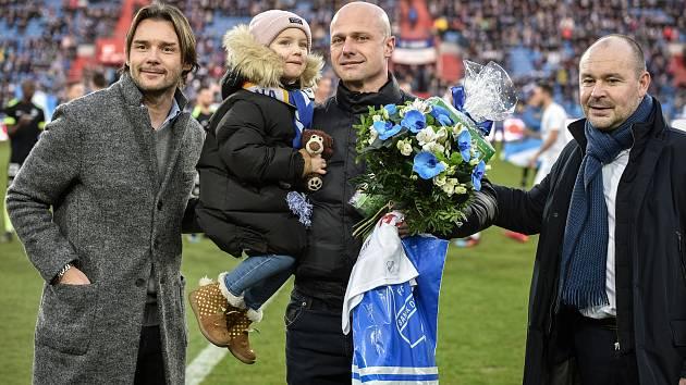 Oslava narozenin, Martin Lukeš, 16. února 2019 v Ostravě.