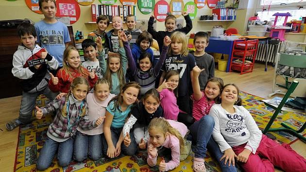 Žáci ze 3. třídy Základní školy Ostrčilova odpovídali Deníku na tři zajímavé otázky.