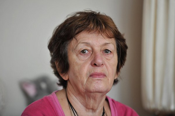 Milada Rozsypalová, členka volební komise vOstravě