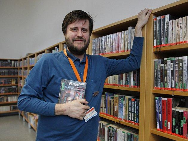 Moravskoslezským knihovníkem roku 2014 se stal český průkopník sci-fi Bohdan Volejníček.