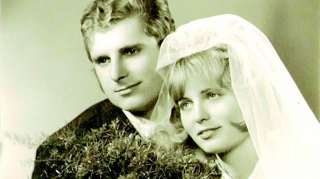 Svatba manželů Šimurdových