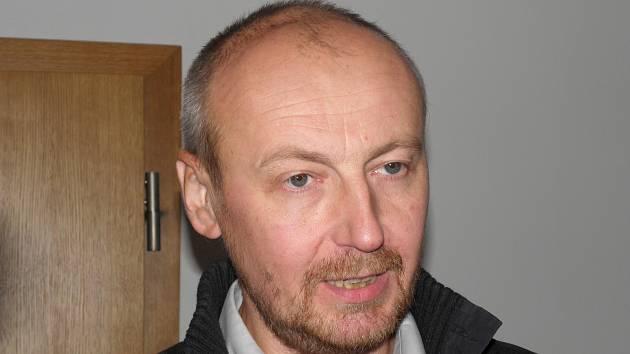 Znalci Radek Matlach (na snímku) i jeho kolega Igor Fargaš ve středu u soudu vinu odmítli.