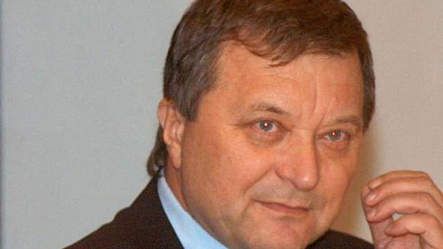 Starosta obvodu Ostrava-Jih Karel Sibinský.