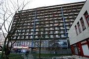 Hotelový dům Hlubina v Ostravě.