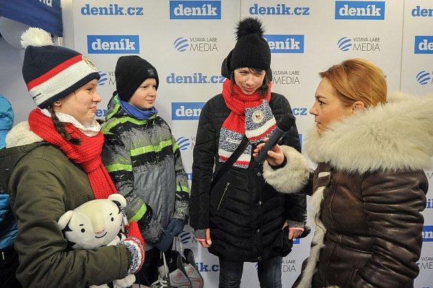 Olympijský festival uOstravar Arény, 17.února 2018vOstravě, 33333navštěvnice.