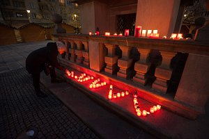 17. listopad v Ostravě
