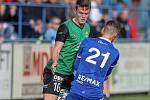 Fotbal, MSFL: Petřkovice - Baník B, 19. října 2019 v Petřkovicích.