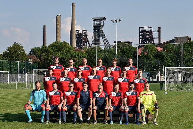 Fotbalový klub TJ Unie Hlubina, 7.srpna 2020vOstravě.