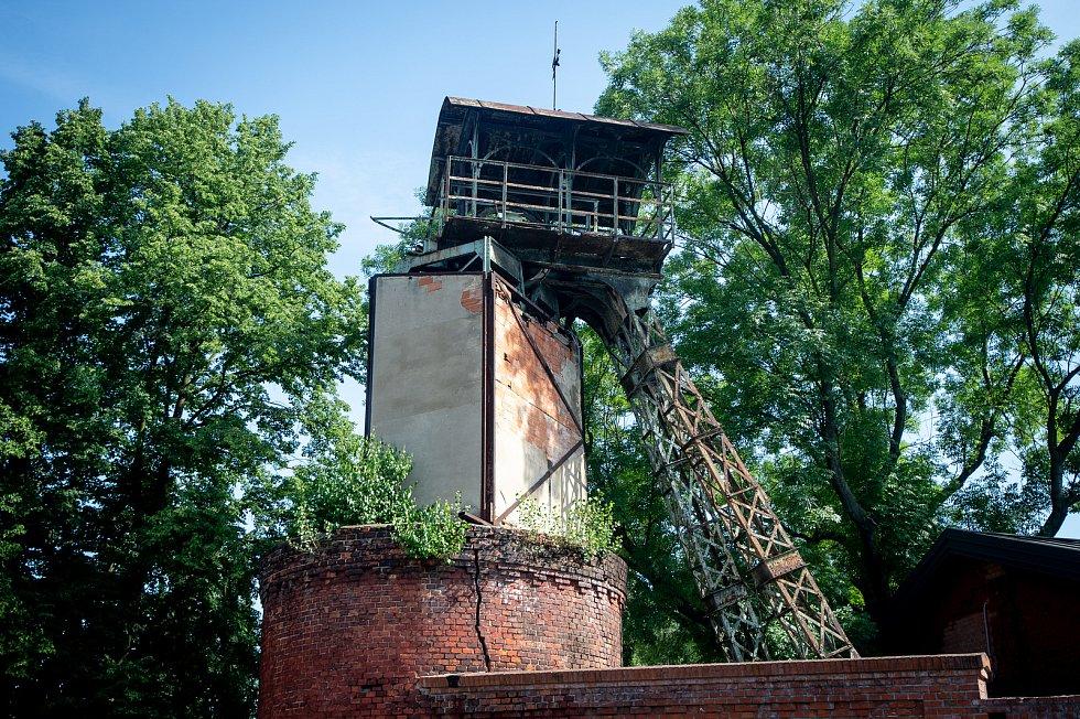 Důl Šverma v Ostravě, rok 2019. Ilustrační foto.
