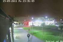Snímek z kamery