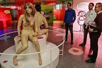Expozice o sexuálním životě je ve Velkém světě techniky v Dolních Vítkovicích k vidění až do konce tohoto roku, od dvanácti let samostatně, v nižším věku s doprovodem rodičů.