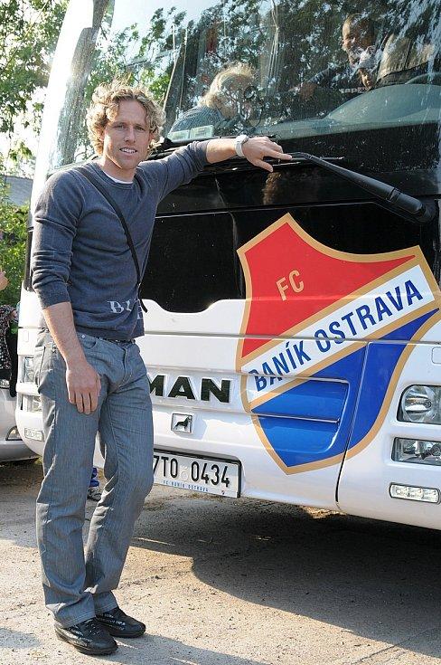 Mario Lička odehrál během působení v Baníku Ostrava mnoho výborných zápasů. Foto: archiv