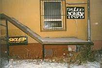 Takto to vypadalo v rockovém klubu Sklep.