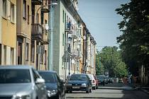 Městská část Moravská Ostrava a Přívoz (okolí ulice Cihelní).